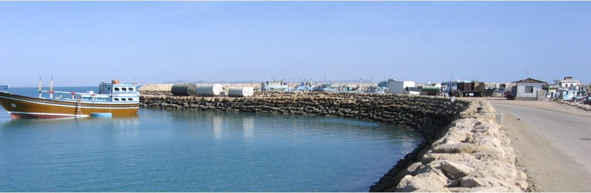 Design and construction management of Ramin & Konarak fishing floating piers, Chabahar Sistan&Baluchestan province